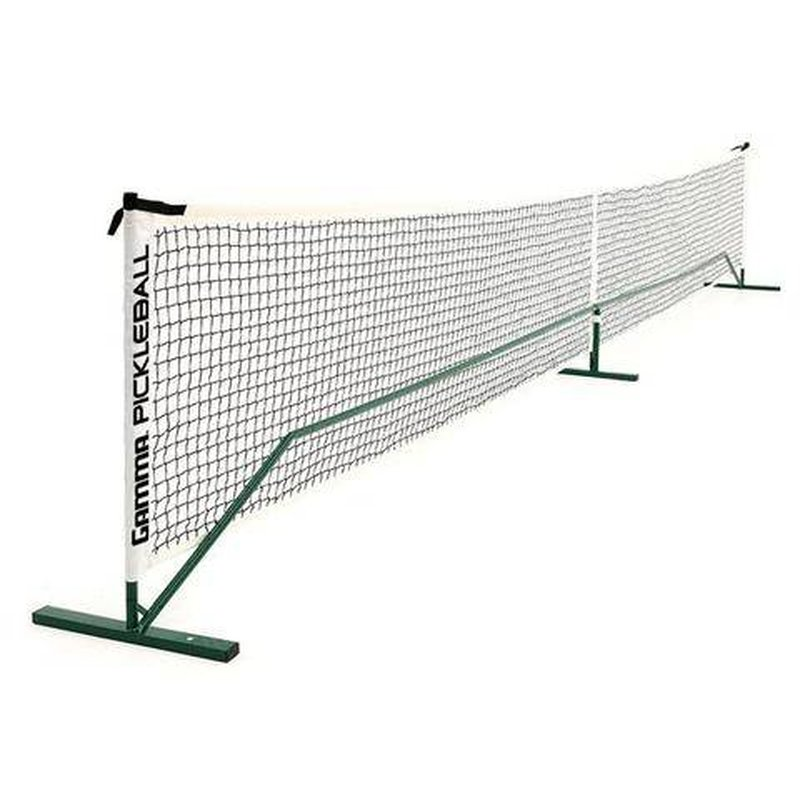 Gamma Portables Pickleball Net - once used